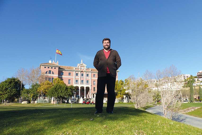 b6c9237bc646a Pedro Morán  Operations Director at Villa Padierna Golf Club