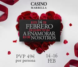 Casino Marbella 31 january 2020 English