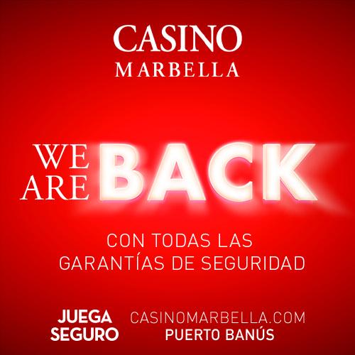 Casino Marbella 8 junio 2020 español